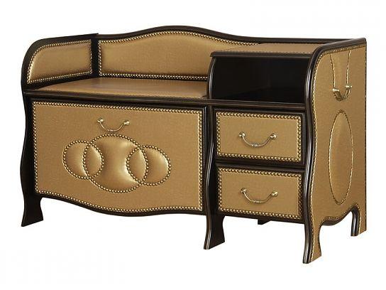 Мебель в прихожую в классическом стиле - диван