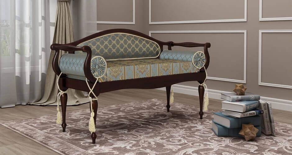 Мебель в прихожую в бежевом классическом стиле